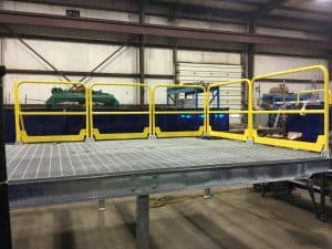 manufacturing, fabrication, and painting services